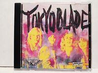 Tokyo Blade - S/T 1993 LaserLight Digital Rare OOP HTF