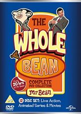 Mr Bean - The Whole Bean - Complete Collection [DVD][Region 2]