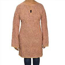 Tcw  Vintage Fabric Woolen Hand Embroidered Arizama Short Top Jacket Beige