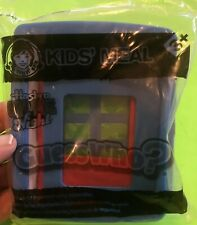 Wendy's Hasbro Game Night Guess Who? Game Kids Meal Toy NIP