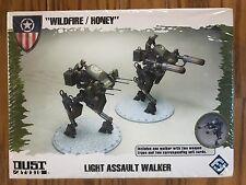 Dust Tactics Wildfire / Honey Light Assault Walker