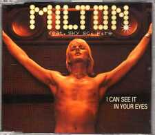 Milton feat. Sky Sci Fire - I Can See It In Your Eyes - CDM - 2002 - Europop 6TR