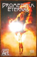 Prometheus Eternal Locust Moon Press Sienkiewicz Paul Pope Grant Morrison 2015