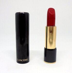 Lancome L'Absolu Rouge Cream Lipstick ~ 162 Rouge Chic ~ .12 oz