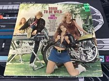 """Kim Fowley - Born To Be Wild 1968 Imperial Stereo LP-12413 12"""" Vinyl! See Pics!"""