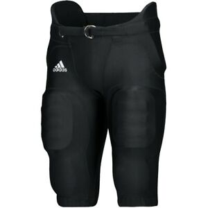 Adidas Men's or Youth Integrated Football Pants With Pads