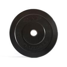 "CAP Barbell Olympic 2"" Rubber Bumper Plate Solid Plates Squat Crossfit Deadlift"