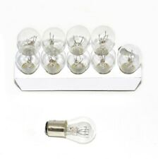 LAND ROVER SERIES STOP TAIL LIGHT BULB SET OF 10 BULBS - 12 VOLT 21/5W # 264590