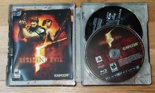 Resident Evil 5 Steelbook 2 Disc Collector's Edition - PS3 - CIB Capcom