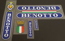 Benotto Classic Bicycle Decal Set  (sku Beno-S103)
