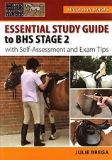 NEW The Essential Study Guide to BHS Stage 2 with Self-Assessment & Exam Tips