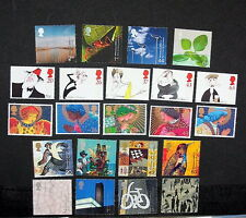 Uk Lot Of 5 Cpl Set Stamps Mint Nh -