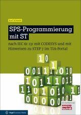 SPS-Programmierung mit ST: nach IEC 6113 mit CoDeSys und mit Hinweisen zu S ...