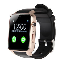 Waterproof GT88 Bluetooth Smart Watch Phone Mate Heart Rate For iPhone Samsung
