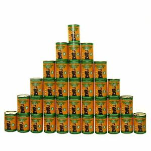 Breeder's Choice 36x Cans of Puppy Food Chicken and Vegetable Cuts In Gravy