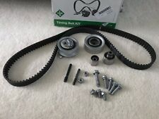 AUDI A4 8K, B8 2.0D Timing Belt Kit 07-16 VW PASSAT B6 1.6TDi POLO V 1.2TDi INA