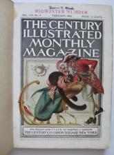 Complete Century Magazine Feb 1903 Leyendecker Cvr Aurora Borealis Color Art