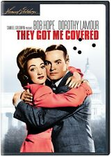 They Got Me Covered (2015, REGION 1 DVD New)