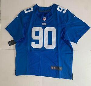 Nike NFL New York Giants #90 Jason Pierre-Paul On Field Jersey SZ 40-M-M