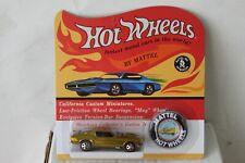 Hot Wheels RLC Original 16 Redlines Custom Mustang