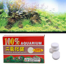 CO2 Carbon Dioxide Plant Tablets For Plants Aquarium Fish Tank Diffuser 36pcs