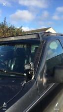 Windshield Pillar Mount Brackets LED Light Bar FITS Jeep Grand Cherokee WJ 99-04