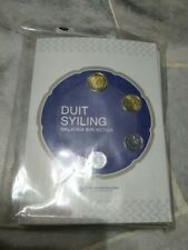 2011 Coins of Malaysia Duit Syiling 3rd third series coin card 1 pc, not 1 pack