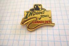 PINS INDIANA JONES CANADA DRY VINTAGE PIN'S wxc 35