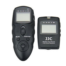 Wireless Timer Shutter Release Remote Control Canon EOS 500N 400D 450D_
