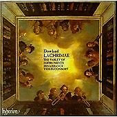 The Parley of Instruments Renaissance Violin Consort - Dowland: Lachrimae (1993)