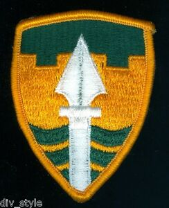 43rd Military Police Brigade embroidered patch Army Rhode Island National Guard