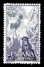 "Bullfighting Spain Stamp Poster #9 Canvas Art Poster 16""x 24"""