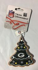 Green Bay Packers Gingerbread Tree Christmas Tree Xmas Ornament NEW - TREE