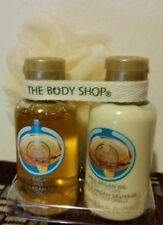 Wild Argan oil Showergel 60ml,Body Puree 60ml & Bath Lily Great gift Travel size