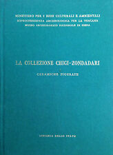 (Ceramica)  LA COLLEZIONE  CHIGI-ZONDADARI  CERAMICHE FIGURATE  Roma 1991