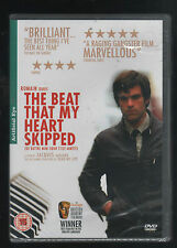 Beat That My Heart Skipped (DVD, 2005)  NEW  French film