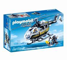 Playmobil City Aktion SEK Helikopter (9363)