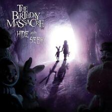 The Birthday Massacre Hide and Seek CD 2012