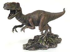 The Jurassic Park Veloceraptor Statue Dinosaur Sculpture Figurine Prehistoric