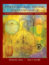 Psychological Testing And Assessment - McGraw Hill- Ronald Jay Cohen - Sixth ed.