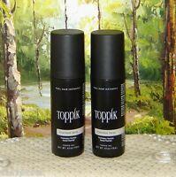 --2--  TOPPIK FIBER HOLD HAIR SPRAY 118ml or 4 oz, NEW! ---2--- UNITS!
