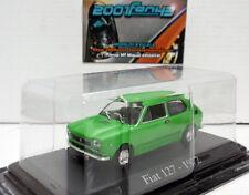 FIAT SEAT 127 VERDE GREEN 1/43 IXO RBA