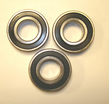 E6205 & E62205 Buell Rear Wheel Bearing Set, New,1999-2002 M2, S3, X1 (B4Q B2P)