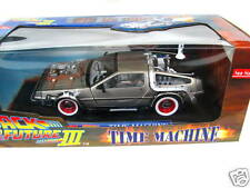 DeLorean Back To The Future III Movie Car 1/18 Diecast