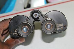 Vintage Bausch & Lomb 7 x 35 ZEPHYR Field Binoculars