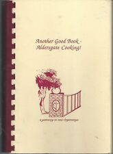 * CARROLLTON TX 1992 ALDERSGATE METHODIST CHURCH COOK BOOK * ANOTHER GOOD BOOK