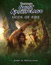 Frostgrave GHOST ARCHIPELAGO Gods of Fire Exp. Osprey Wargaming Rules - Softback