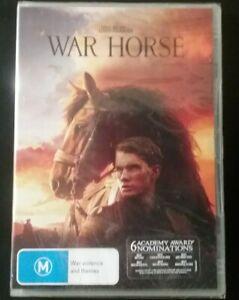 War Horse DVD Brand New & Sealed.