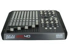 Akai Pro APC40 Ableton Controller Tested Working (PBR045430) w/ A/C Adapter