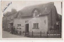 Halse Post Office Taunton Somerset 1940 RP Postcard 706b